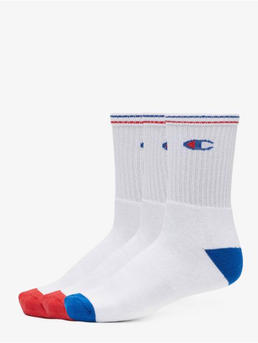 Champion Underwear Socks Y0829 X3 Crew white