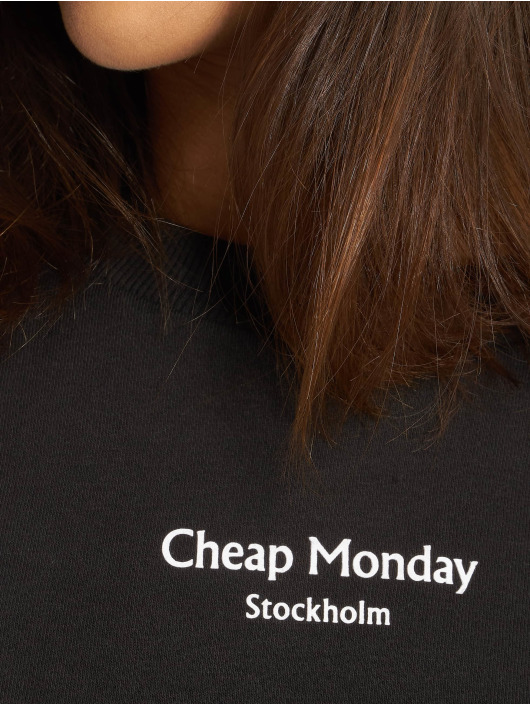 Cheap Monday Pullover Get Cheap Monday black