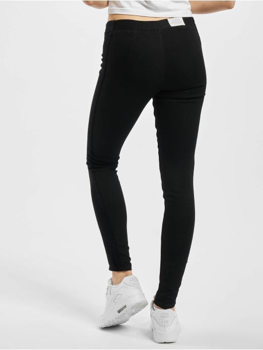 Cheap Monday Skinny Jeans High Spray black