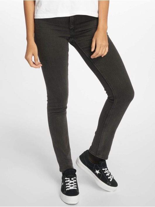 Cheap Monday Skinny Jeans Tight Key black