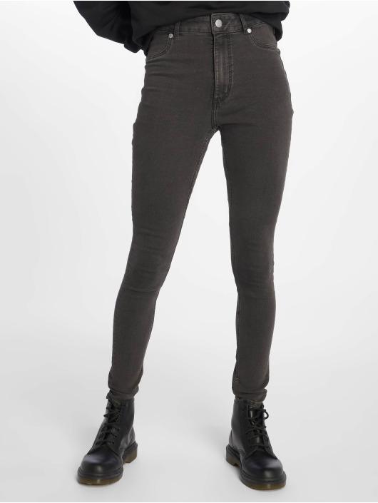 Cheap Monday Skinny Jeans High Spray gray