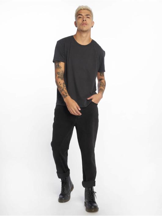 Cheap Monday T-Shirt Standard Skewed black