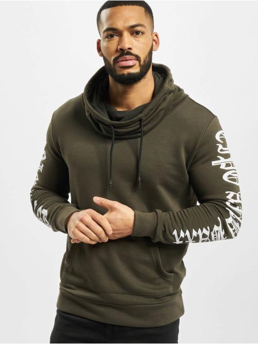 Cipo & Baxx Pullover Sweatshirt khaki
