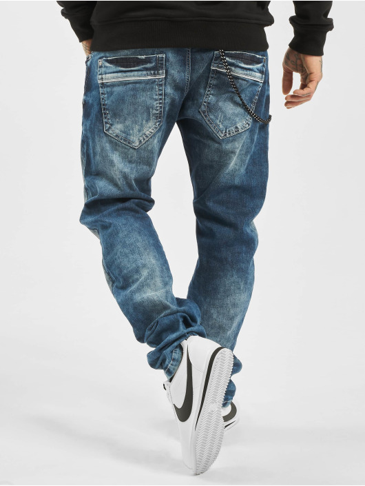Cipo & Baxx Slim Fit Jeans Ben blue