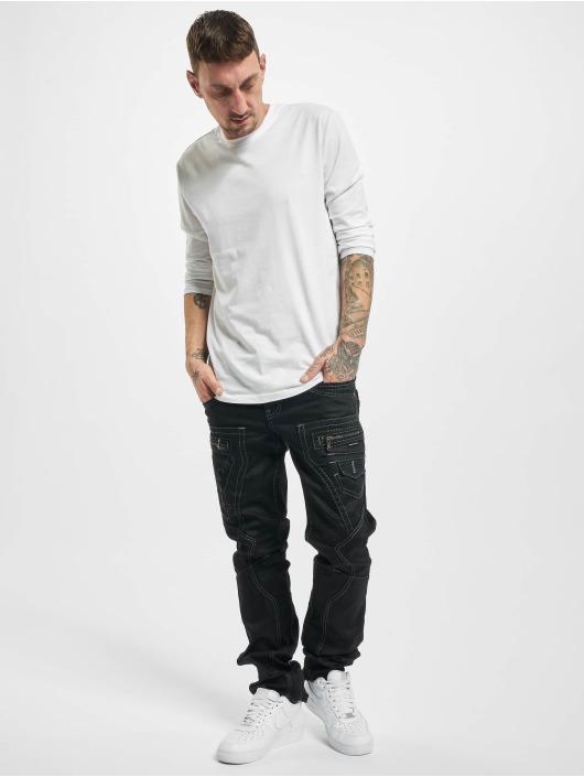 Cipo & Baxx Straight Fit Jeans Vincent black