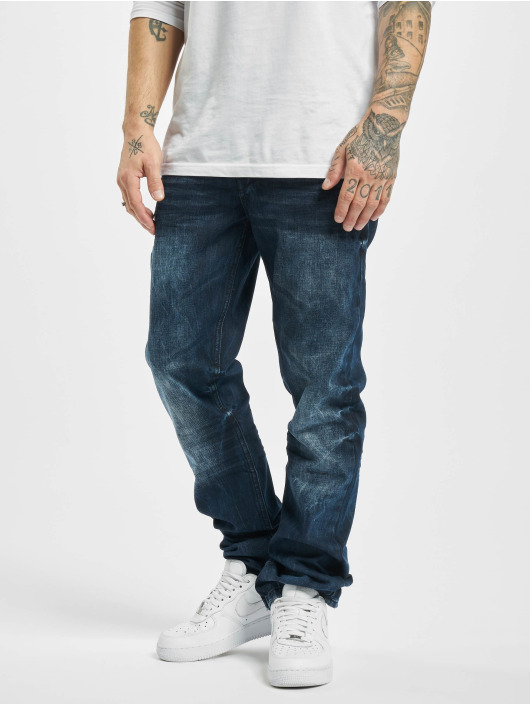 Cipo & Baxx Straight Fit Jeans Emilio blue