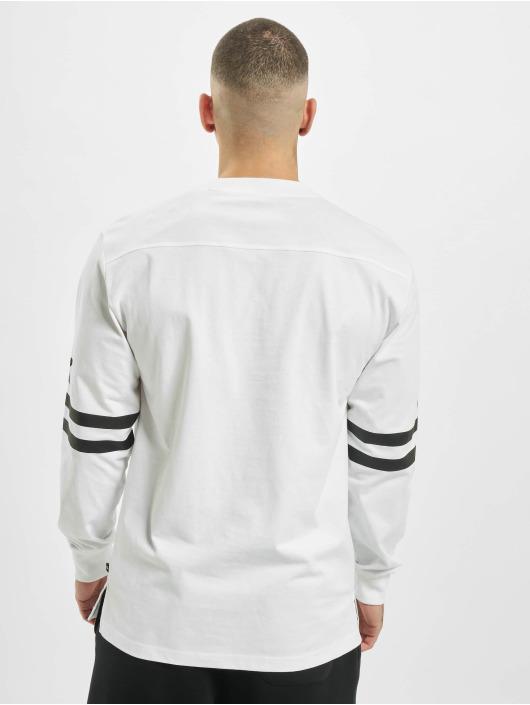 Converse Longsleeve Twisted Varsity Cut & Sew white