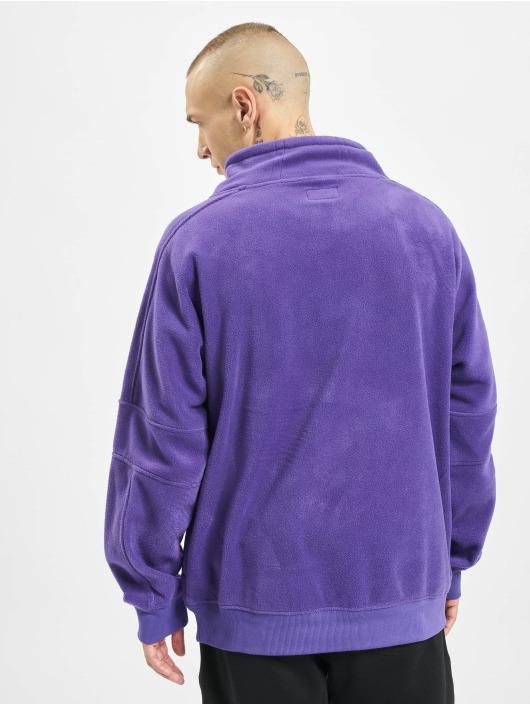 Converse Pullover Polar Fleece Archive purple