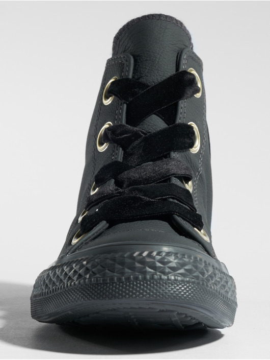 Converse Sneakers Taylor All Star Big Eyelets Hi black