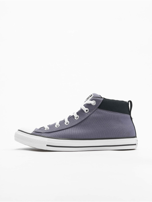 Converse Sneakers Chuck Taylor All Stars Street Mid Light gray