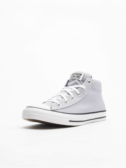 Converse Sneakers Chuck Taylor All Stars Street Mid gray