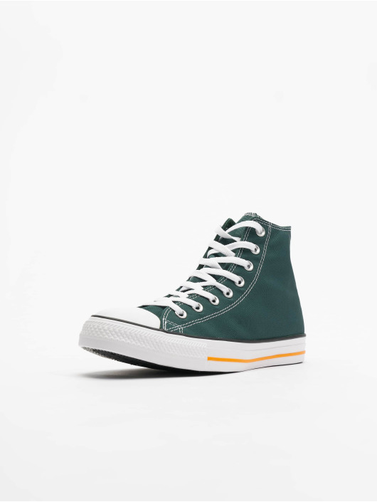 Converse Sneakers Chuck Tailor All Star Hi green