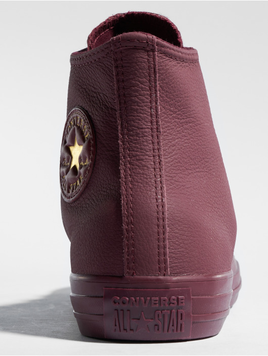 Converse Sneakers Chuck Taylor All Star Big Eyelets Hi purple