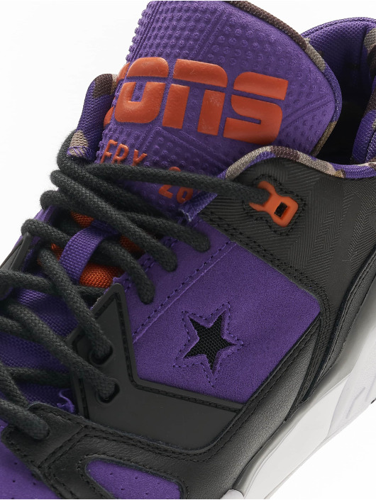 Converse Sneakers ERX 260 Camo And Leather purple