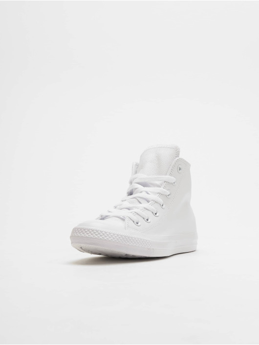 Converse Sneakers Chuck Taylor All Star Leather Hi white