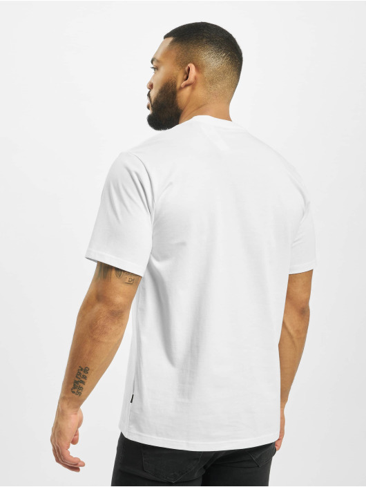 Converse T-Shirt Chevron white