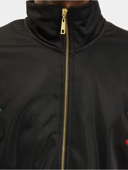 Criminal Damage Lightweight Jacket Cuccio black