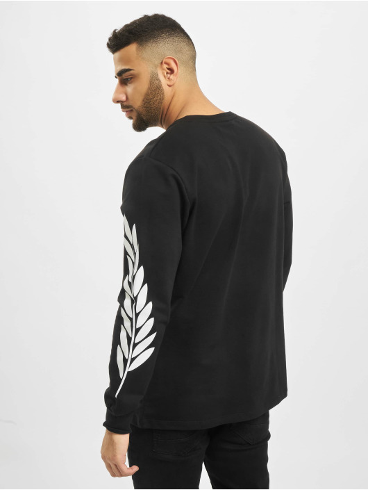 Criminal Damage Longsleeve Shield black
