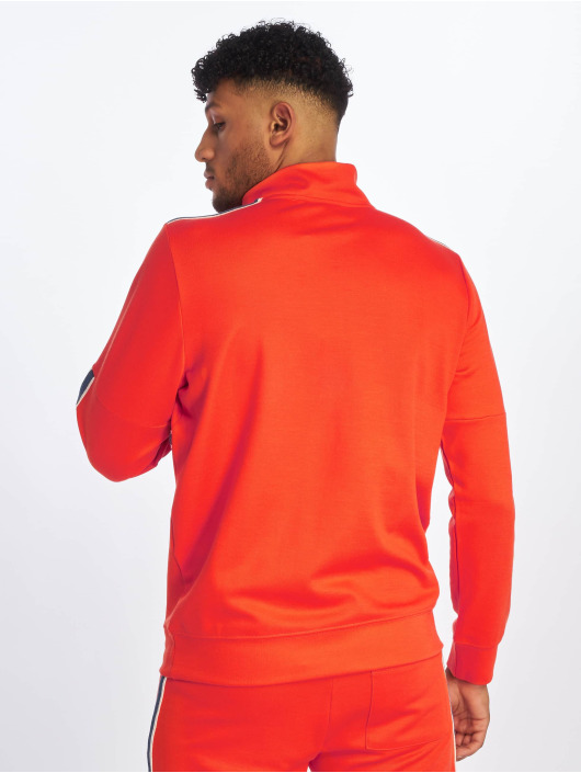 Criminal Damage Pullover Wise orange