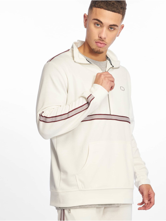 Criminal Damage Pullover Wise white