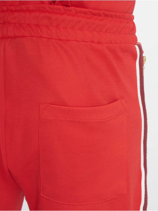 Criminal Damage Sweat Pant Wise red