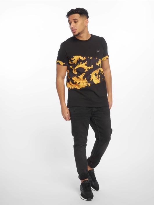Criminal Damage T-Shirt Damage Rococo black