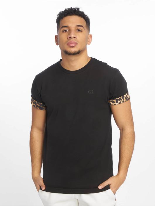 Criminal Damage T-Shirt Leo black