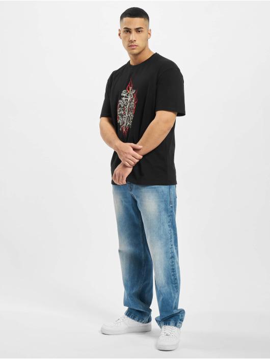 Criminal Damage T-Shirt Cd Dagger black
