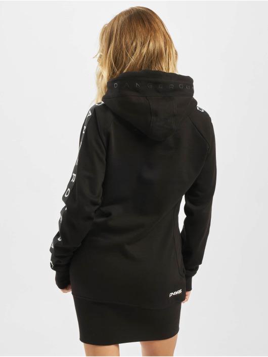 Dangerous DNGRS Dress Weare black