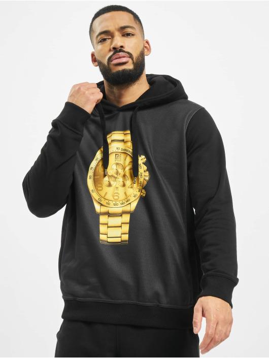 Dangerous DNGRS Hoodie Goldwatch black