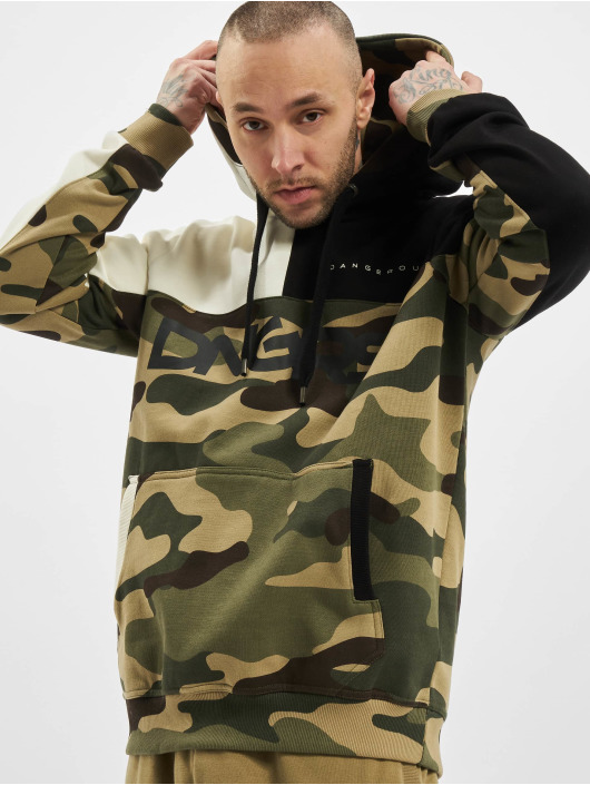 Dangerous DNGRS Hoodie Panto camouflage