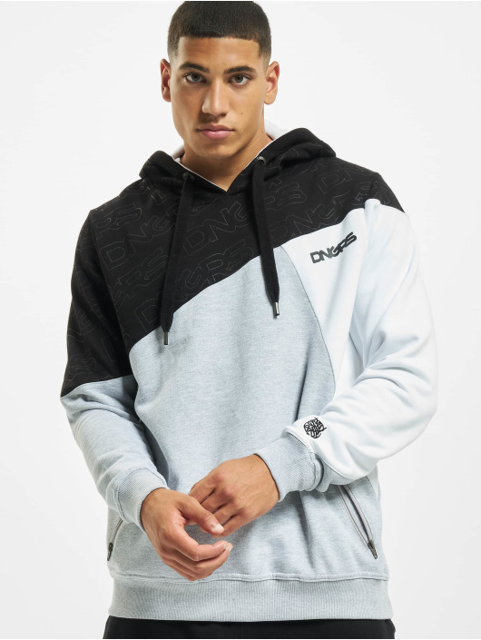 Dangerous DNGRS Hoodie Contra gray
