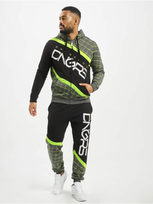 Dangerous DNGRS Suits Woody black