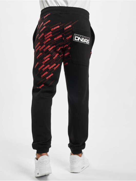 Dangerous DNGRS Sweat Pant Swig black