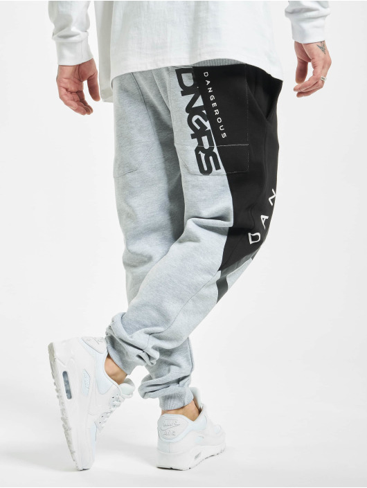 Dangerous DNGRS Sweat Pant Pivot gray