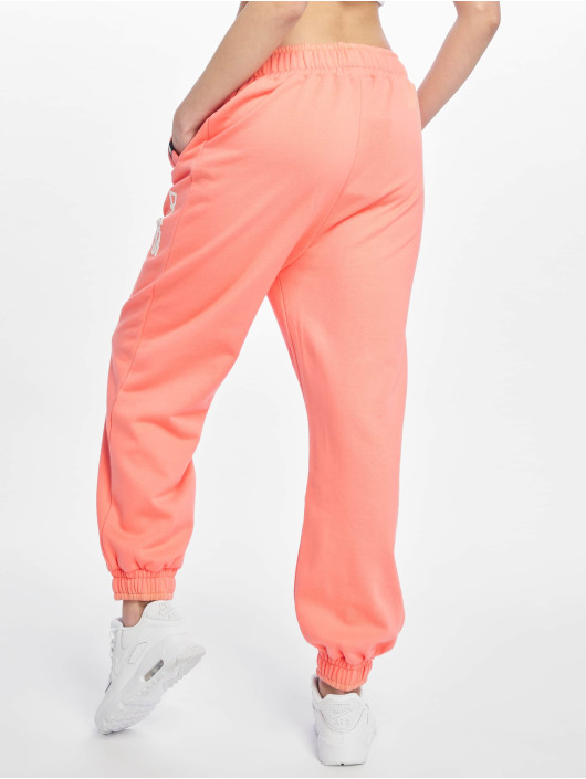 Dangerous DNGRS Sweat Pant Leila orange
