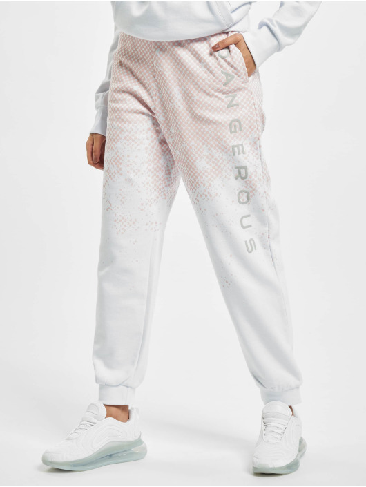 Dangerous DNGRS Sweat Pant Fawn white