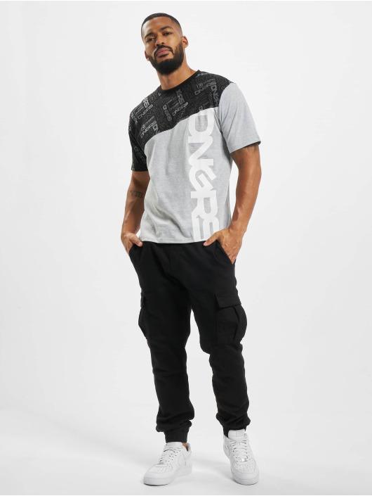 Dangerous DNGRS T-Shirt CBrick gray