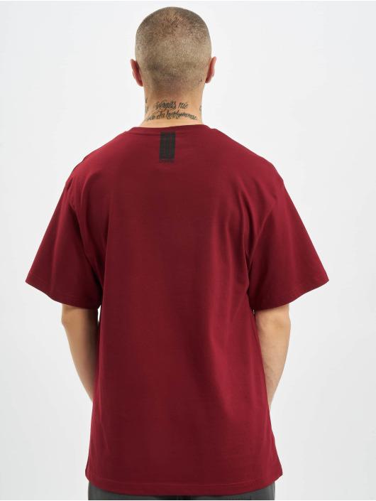 Dangerous DNGRS T-Shirt x Gomorrha red