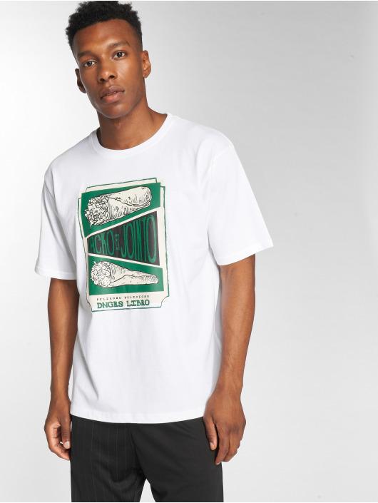 Dangerous DNGRS T-Shirt Delicioso white