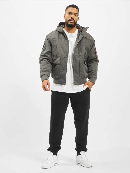 Dangerous DNGRS Winter Jacket Grenadier gray