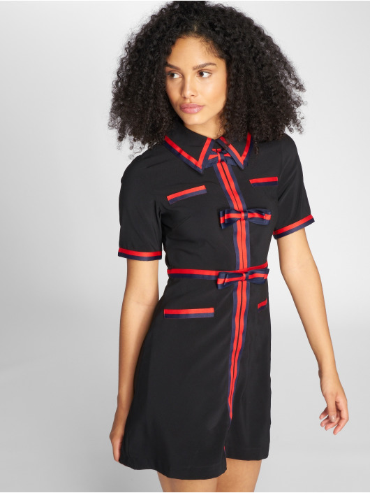 Danity Paris Dress Copun black