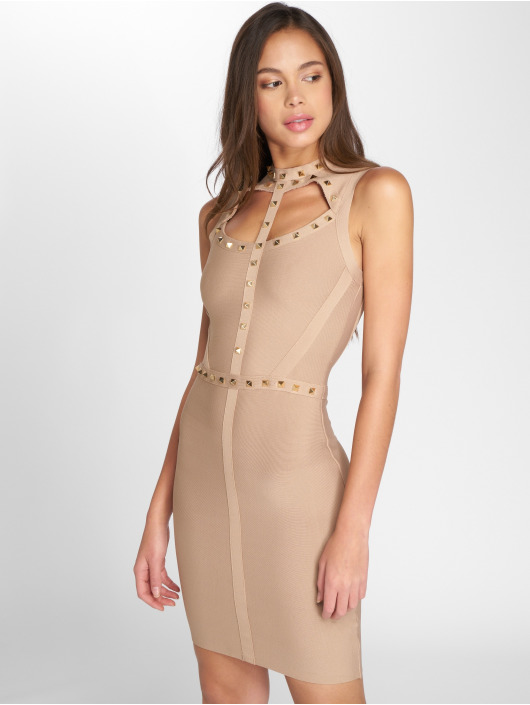 Danity Paris Dress Valentine brown