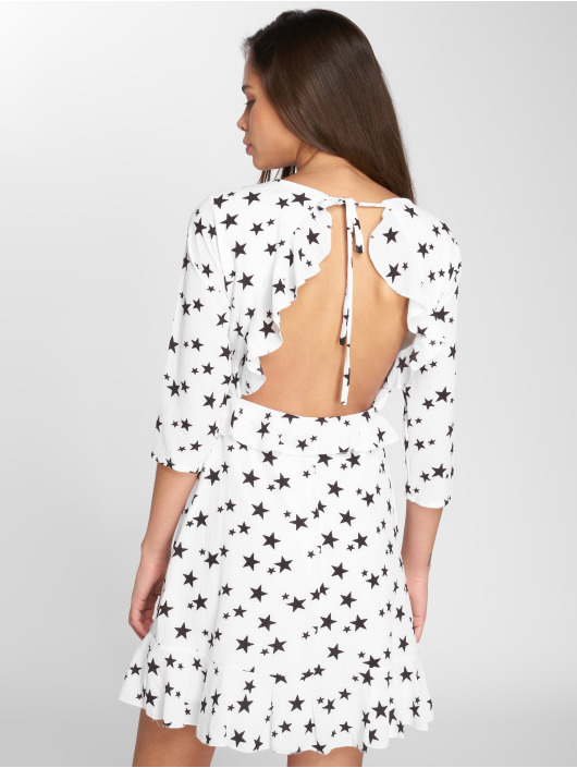 Danity Paris Dress Star white