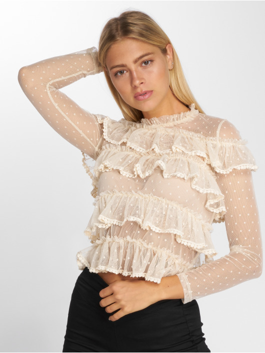 Danity Paris Top Aya beige