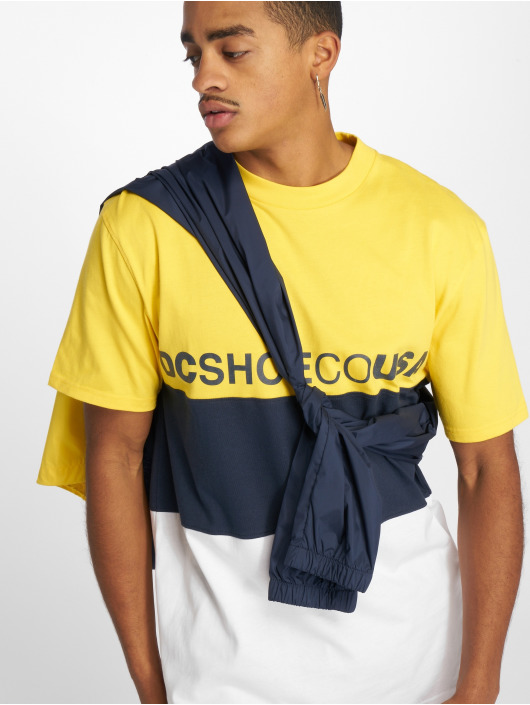 DC T-Shirt Glenferrie yellow