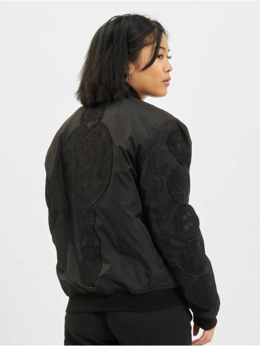 De Ferro Bomber jacket Elite black