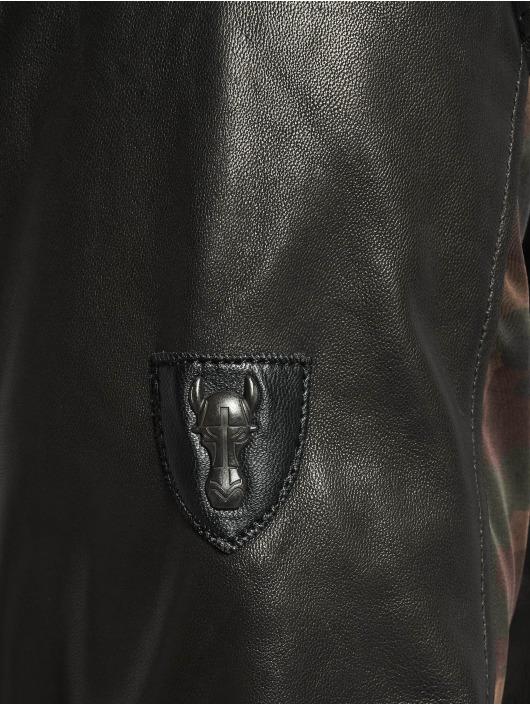De Ferro Leather Jacket Eve Bb black