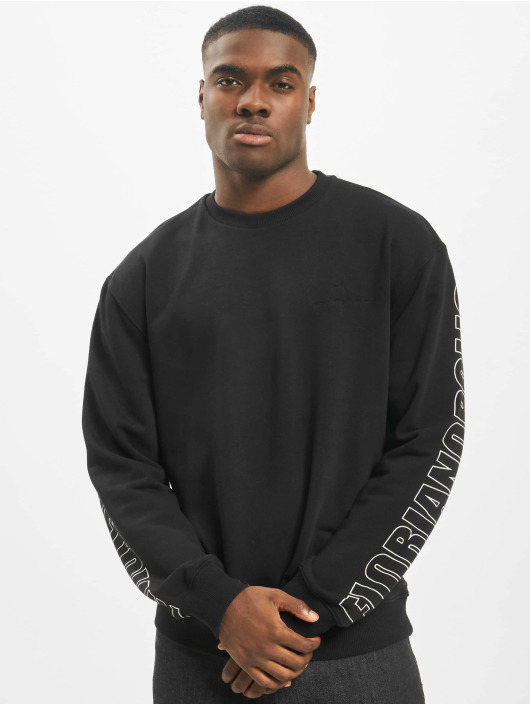 De Ferro Pullover My Hometown black