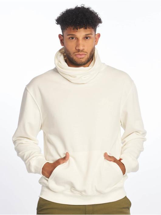 De Ferro Pullover High World Call W white